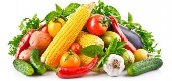 Свежие овощи и фрукты помогают позитивно смотреть на мир