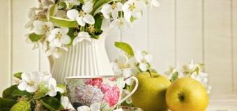 Зелёный чай и яблоки – действенная профилактика сердечной недостаточности
