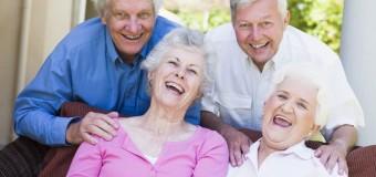 Учёные выявили огромную пользу смеха для пожилых людей