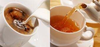 Чай и кофе снижают риск преждевременной смерти