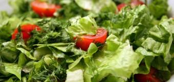 Учёные советуют соблюдать меры предосторожности при употреблении зелени
