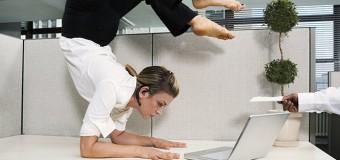 Ежедневные спортивные тренировки гарантируют успех дома и на работе
