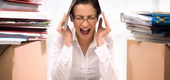 Стресс на работе нередко становится причиной психических расстройств