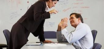 Мужчины боятся начальников-женщин