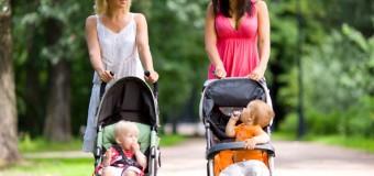 Детские коляски способствуют развитию ожирения у детей