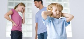 Семейные трудности могут повлиять на развитие мозга у мальчиков
