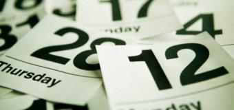 Психологи объяснили, почему люди путают дни недели