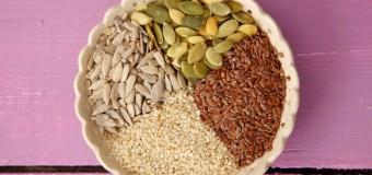 Лен и кунжут помогут предотвратить увеличение веса