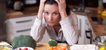 Ученые советуют тщательно следить за рационом во время стресса