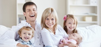 Совместный уход за ребенком – залог семейного счастья
