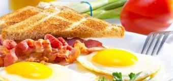 Плотный белковый завтрак спасает от ожирения