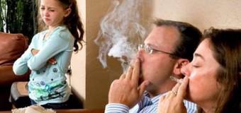 Сигаретный дым провоцирует развитие поведенческих расстройств у детей