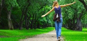 Ежедневные пешие прогулки продлевают жизнь на 7 лет
