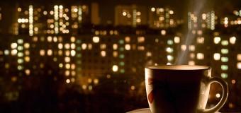 Выпитый на ночь кофе «заморозит» внутренние биочасы на 40 минут