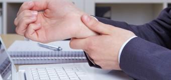 Лишний вес увеличивает риск развития синдрома запястного канала