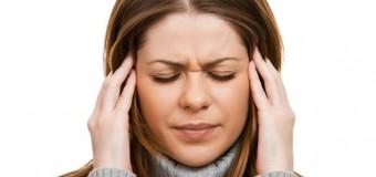 Мигрень разрушает головной мозг человека