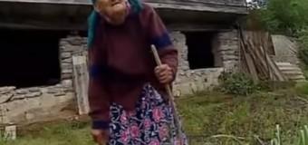 Грузинская долгожительница считает лень и ложь главными врагами здоровья (ВИДЕО)