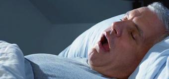 Апноэ сна увеличивает риск развития подагры на 60%