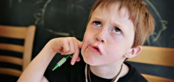 Огнезащитные вещества вызывают проблемы с концентрацией внимания у детей