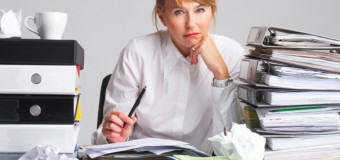 Стресс на работе может довести до инсульта