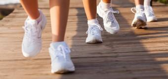 Ходьба с переменной скоростью помогает сбросить вес