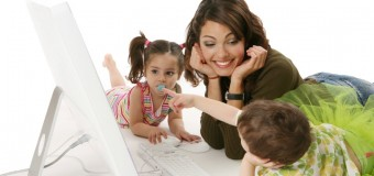 Общение с няней не делает ребёнка агрессивным