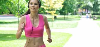 Музыка помогает спортсменам ослабить боль в мышцах