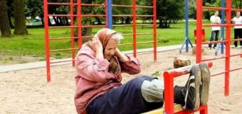 Занятия спортом улучшают работу мозга пожилых людей
