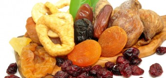 7 самых полезных сухофруктов для крепкого здоровья