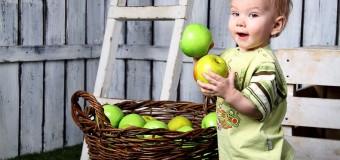 Самым популярным фруктом у детей оказалось яблоко