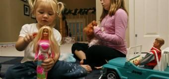 Куклы Барби представляют опасность для детей
