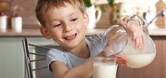 Пробиотики могут облегчить симптомы аллергии на молоко