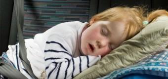 Храпящие во сне дети имеют плохую успеваемость в школе