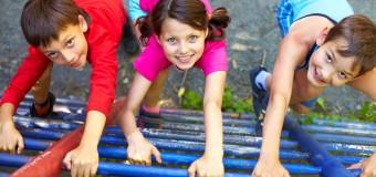 Игры на свежем воздухе могут защитить от близорукости