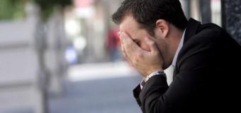 Будущие отцы часто страдают от депрессии во время беременности партнерши