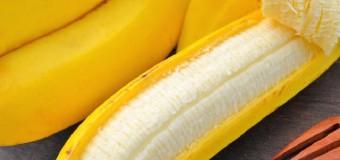Банановая кожура полезна для здоровья