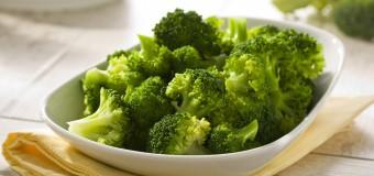 Брокколи и шпинат полезны для профилактики рака