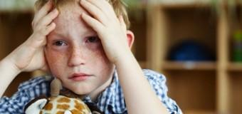 Перенесенный в детстве стресс может испортить жизнь