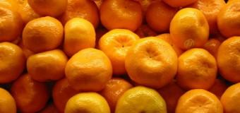Мандарины препятствуют появлению лишних килограммов