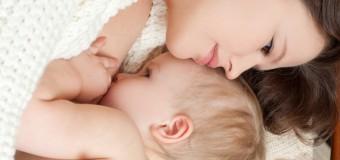 Грудное молоко помогает снизить воспаление